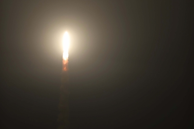 India s PSLV rocket successfully puts into orbit two UK satellites