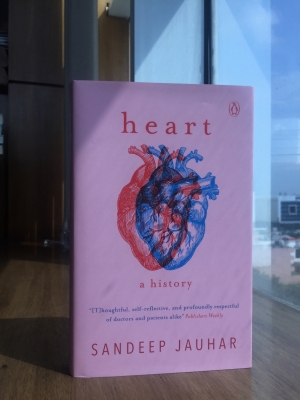 Sandeep Jauhar s  Heart  is in the right place, has the right pace (Book Review)
