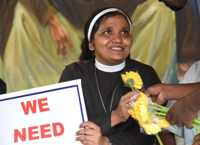 Law should take its course in nun rape case: Bishops  body