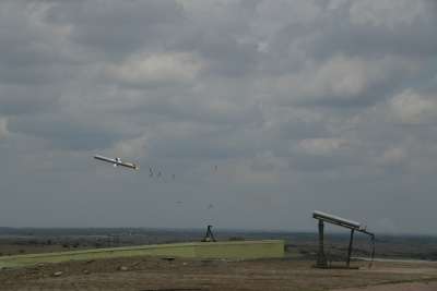 DRDO successfully tests anti-tank missile
