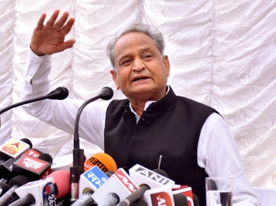 Gehlot attacks Rajasthan government over deteriorating health conditions