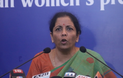 Some JNU forces anti-India, waging war against it: Sitharaman