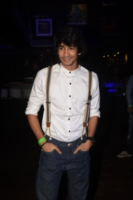 Dance is my passion: Shantanu Maheshwari