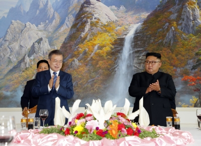 Pyongyang summit deal should be fulfilled: S.Korean Prez