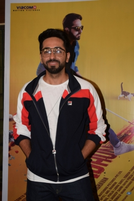 Ayushmann learns multiple dialects for  Badhaai Ho
