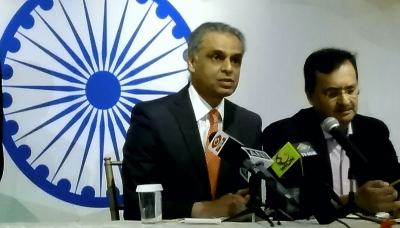 Pakistan's one-trick pony act on Kashmir doesn't resonate at UN: Akbaruddin