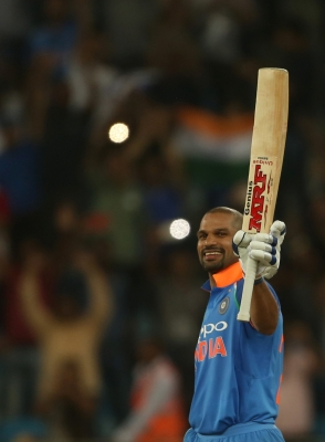 Asia Cup 2018: Rohit, Dhawan brush aside Pakistan (Lead)