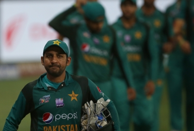 Pakistan captain Sarfraz in racial abuse row