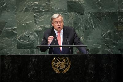 Had excellent cooperation with Haley: UN chief
