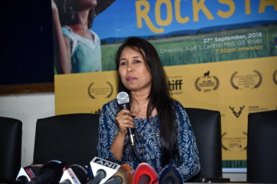 Rima Das Assamese film heads to Berlin