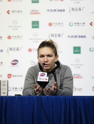 Simona Halep remains on top of world tennis rankings
