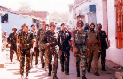 2002 Gujarat riots: SIT report on Army deployment is  blatant lie , says Lt. General (Retd)