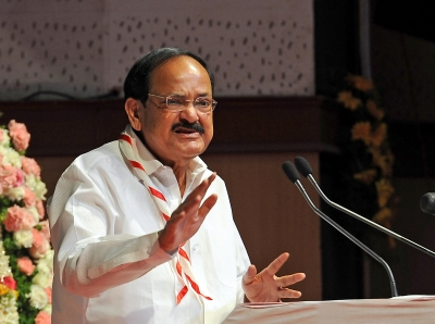 Make social service mandatory for students: Naidu (Lead)