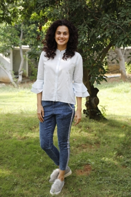 Ashwin Saravanan is excited to be working with Taapsee in  Game Over