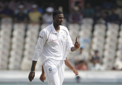 Eng v WI Test, Day 2: WI top-order steady after Holder show (Stumps)