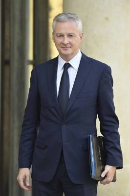 French Finance Minister pulls out of Saudi business forum at Riyadh