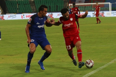 ISL: NorthEast beat Chennaiyin in seven-goal thriller