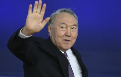 Kazakhstan President Nazarbayev resigns after 30 yrs
