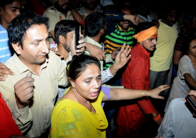 Amritsar train tragedy similar to Thalaserry's in 1986
