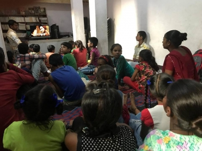 A library run by industrial workers means world of change for children (IANS Special Series)