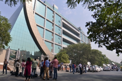 CBI arrests two EPFO officers in Rs 8 lakh bribe case