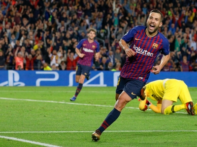 Alba says personal issues never existed with Luis Enrique