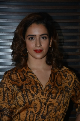 I'm not in a hurry to become anyone: Sanya Malhotra