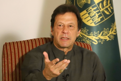 Kashmir in focus as Imran leaves for UNGA