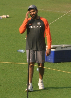 Rohit rested from India A squad