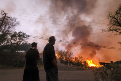 Northern California wildfire most destructive in state history