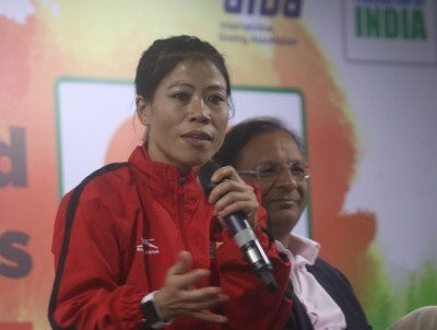Mary assures medal in women's boxing Worlds