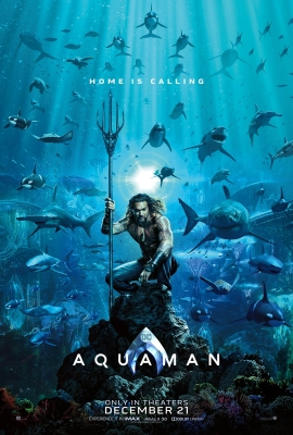 Aquaman is Baahubali ki soggy bahen (Film Review)