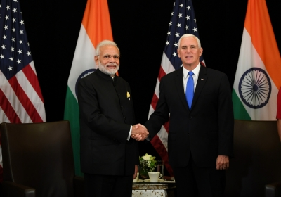 India, US discuss free Indo-Pacific, cooperation in defence, trade