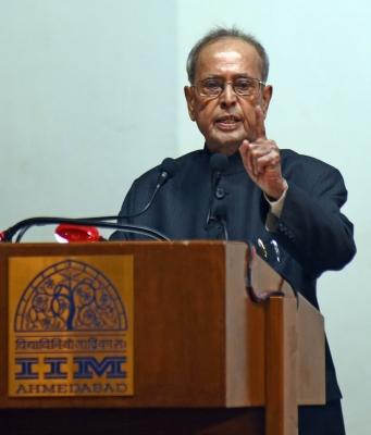Sans research and innovation, ademographic divided will be demographic danger: Pranab