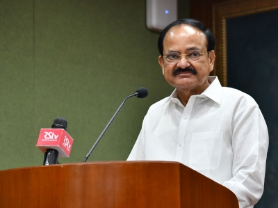 Re-imagine, reconstruct higher education system: Naidu