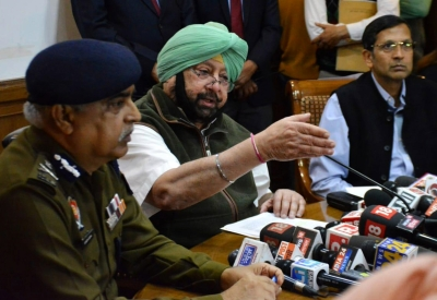 Amarinder sees bigger design of Pak Army in Kartarpur affair