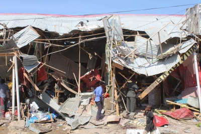 10 killed, several injured in Mogadishu car bombings