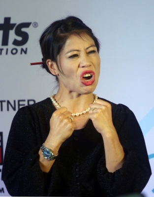 After record 6th world title, Mary Kom determined to win Olympic gold (IANS Interview)