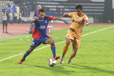 ISL: Mumbai, Bengaluru play intense draw
