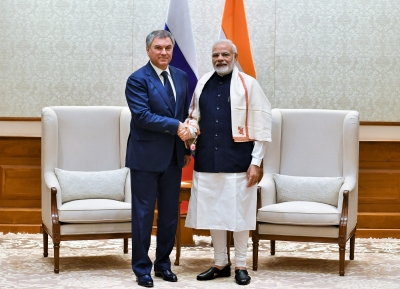 India, Russia seek to enhance parliamentary diplomacy