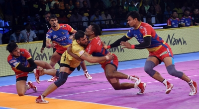 PKL: UP beat Titans 27-20 in zone B