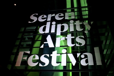 Serendipity's three-month art residency begins
