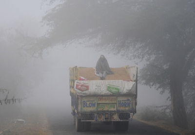 Fog, cold wave conditions prevail in Punjab, Haryana