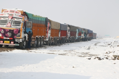 Jammu-Srinagar highway partially restored