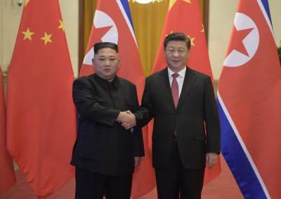 Xi, Kim to jointly create 'bright future' of bilateral ties (2nd Lead)