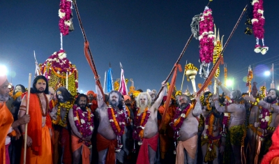 Kumbh Mela: Crowd settles on Day 2, enthusiasm remains high