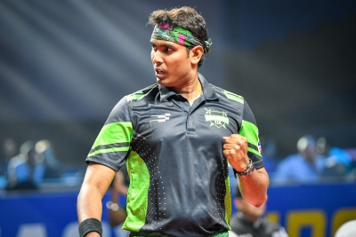 Sharath-Sathiyan pair storms into doubles Hungary Open final (Lead)