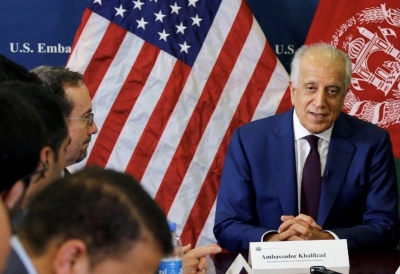Khalilzad briefs US Congress of US-Taliban talks