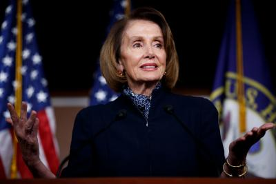 US House Speaker Pelosi unveils plan to lower drug prices