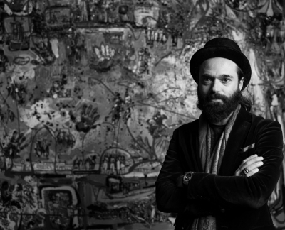 Art is a beautiful, poignant byproduct of artists' lives: British artist Sacha Jafri (IANS Interview)